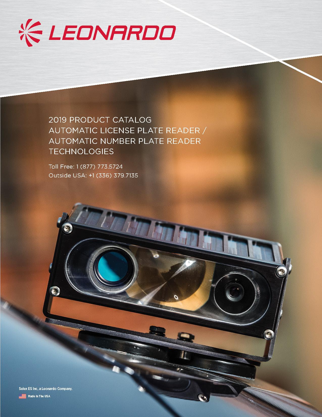 ELSAG 2019 Product catalog