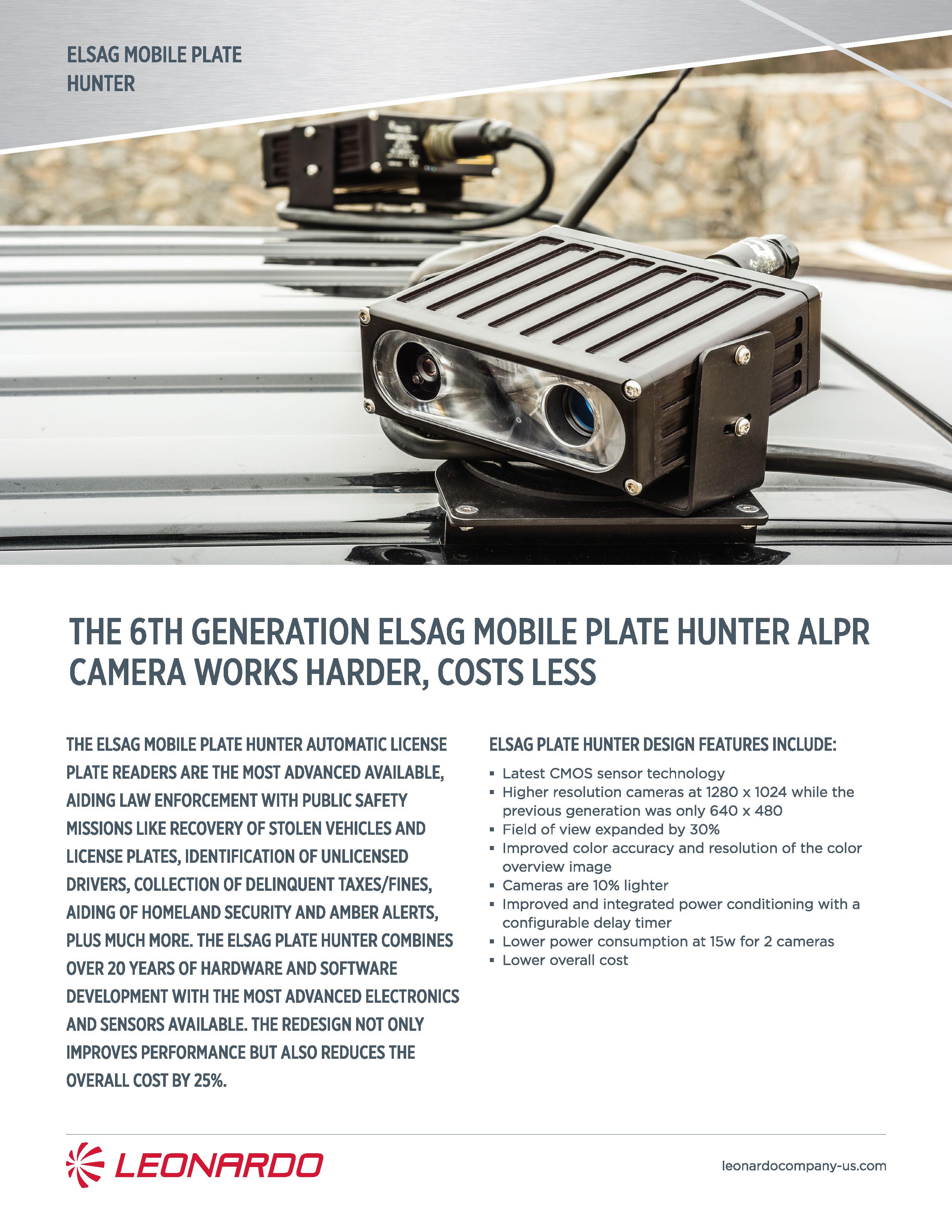 mobile LPR brochure