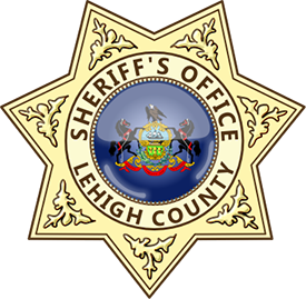 legigh county sheriffs office badge